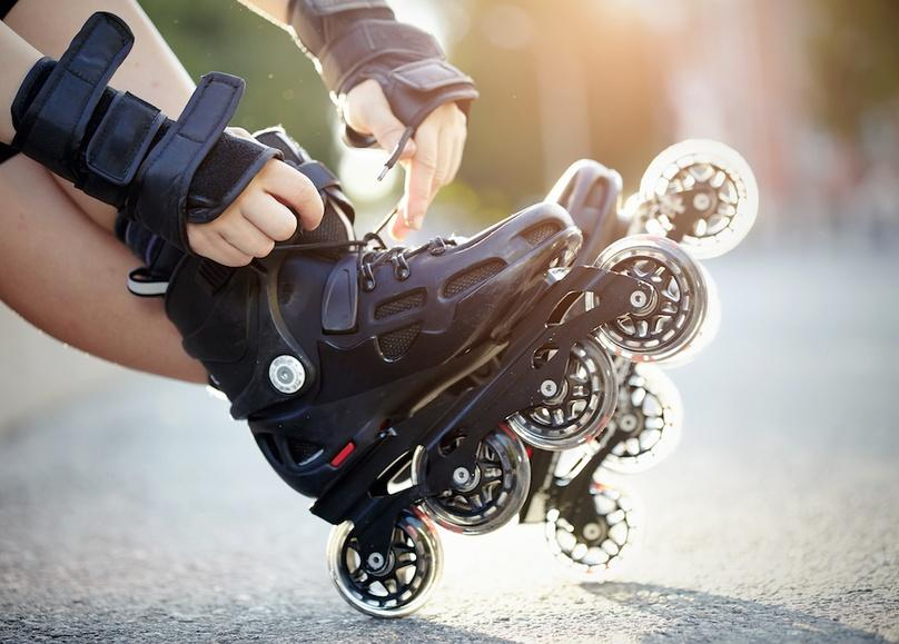 One-Hour Inline Skates Rental in Hollywood