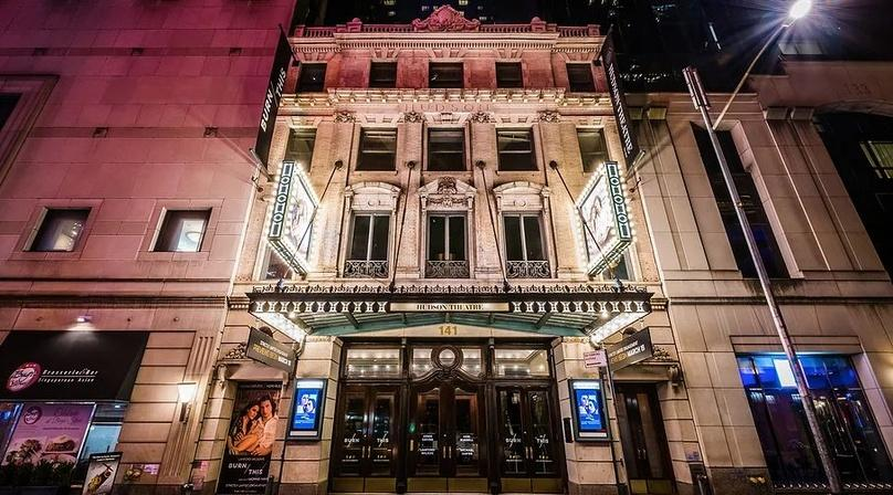 Hudson Theatre Tour in New York City