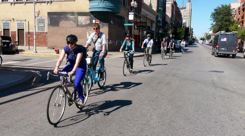 Guided San Francisco Bike Tour