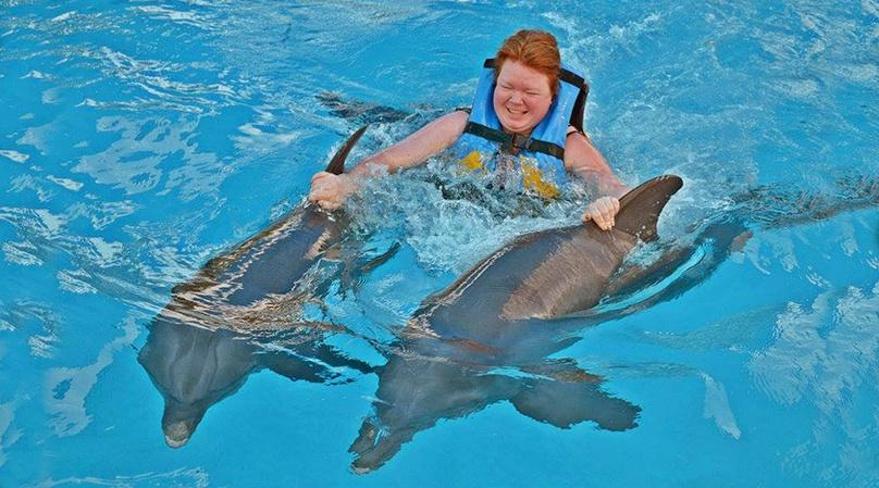 Los Cabos Dolphin Swim and Ride