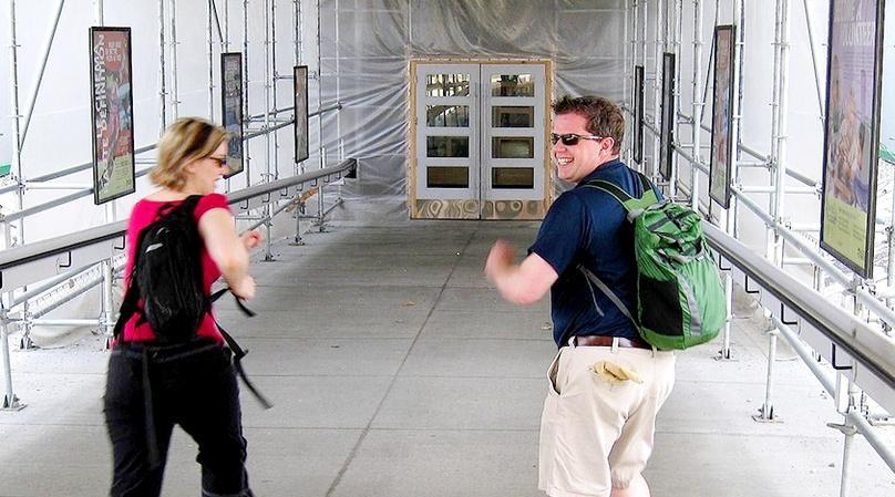 Adventure Quest at Rockefeller Center
