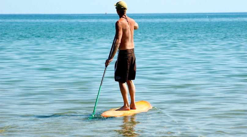 One-Hour Paddleboard Rental from Riviera Beach