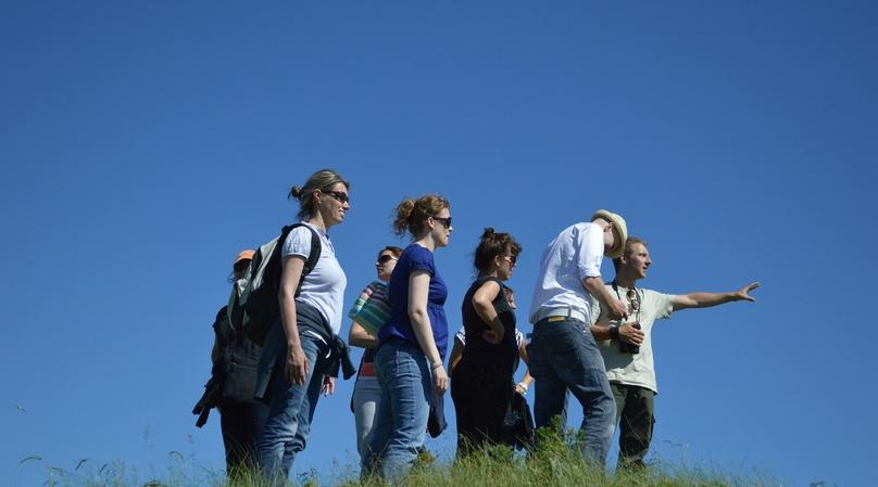 Guided Tour of Kearny Point