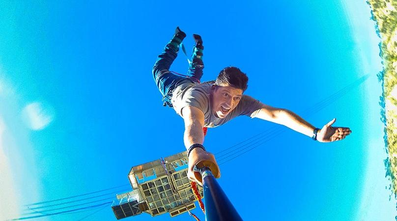Los Cabos Canyon Bungee Jump