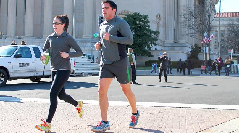 Six-Mile Personalized Running Tour in Washington D.C.