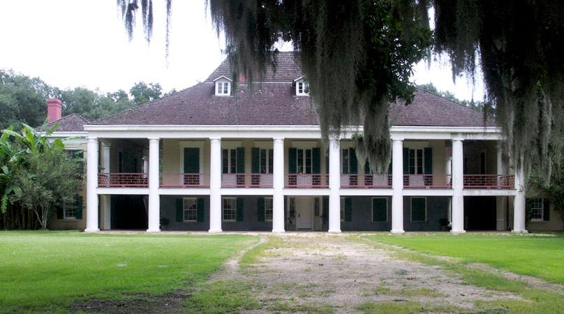 Annual Spring Heritage Day at the Destrehan Plantation