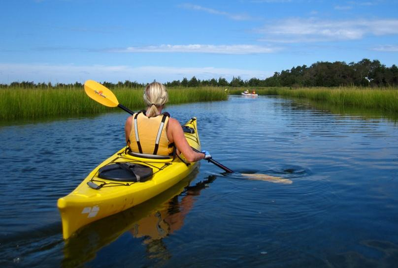 1-Hour Kayak Instruction & Tour in Cold Spring Harbor