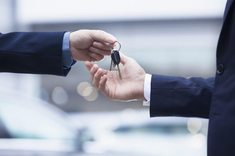 Half-Day Chevy Impala Rental in San Francisco