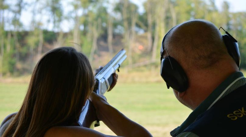 Ladies Gun Package in Las Vegas