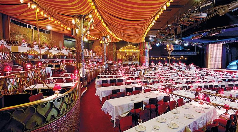 Moulin Rouge Cabaret And Dinner