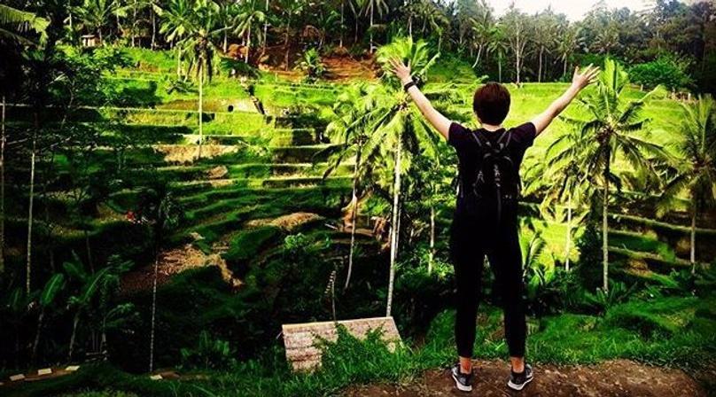 Guided Tour of Ubud & Tanah Lot