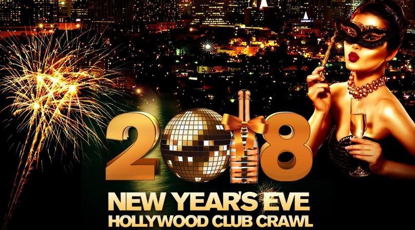 New Year's Eve VIP Club Crawl
