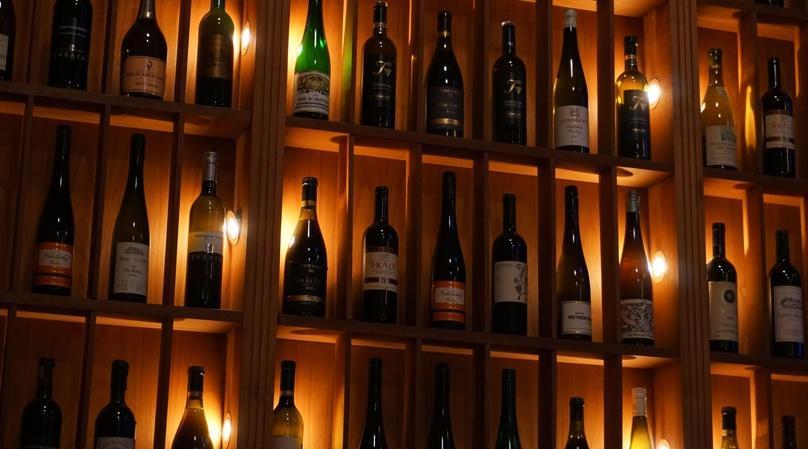 Wine-Tasting in the Dark in Asheville
