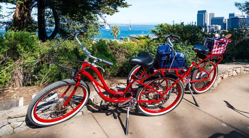 All-Day Electric Bike Rental