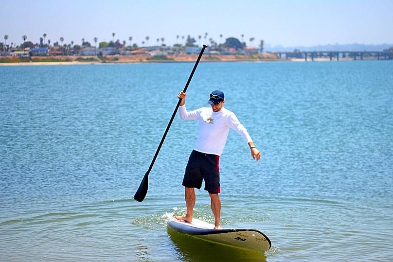 Peanut Island Paddle Boarding & Snorkeling Tour