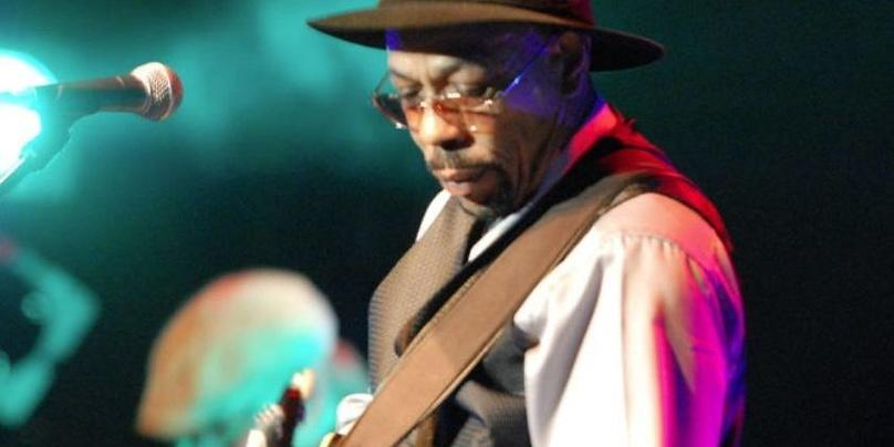 A Night of Blues with John Primer at the Joliet Historical Museum