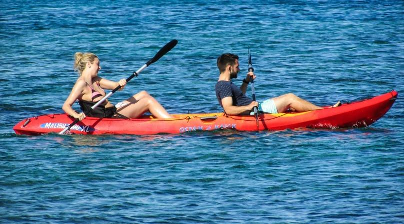 Tandem Kayak Schuylkill Banks Kayak Tour