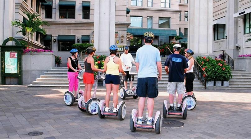 Fisherman's Wharf and Embarcadero Segway Tour