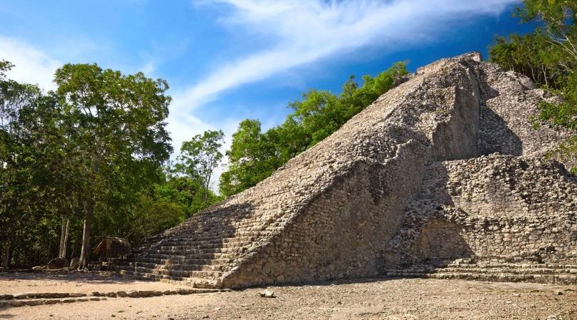 Cobá Mayan Ruins Tour in Cancún