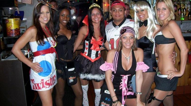 Hollywood Halloween Club Crawl