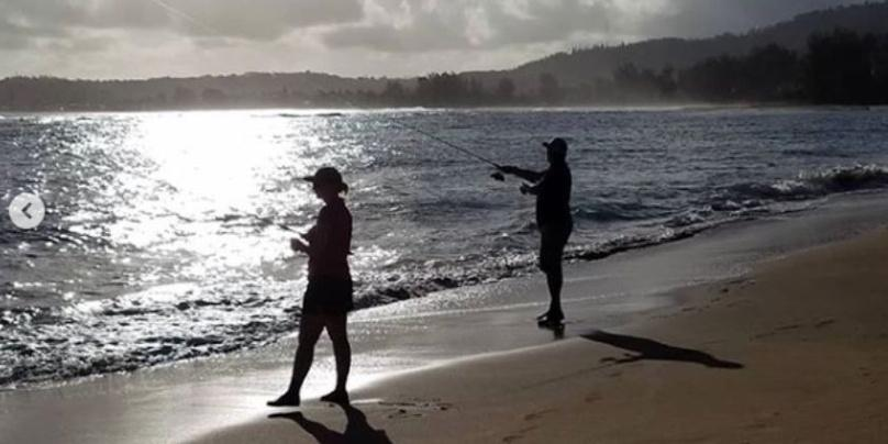 """Whipping"" Fishing Gear Rentals in Kauai"