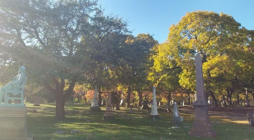 Rosehill Cemetery Walking Tour