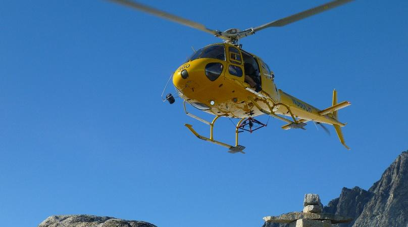 30-Minute Helicopter Tour of the Coastline