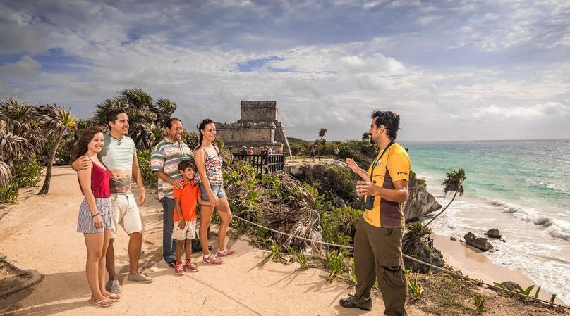 Tulum & Coba Maya Village Tour