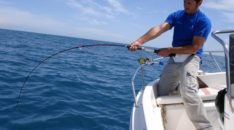 Morning Deep-Sea Fishing Trip in Treasure Island