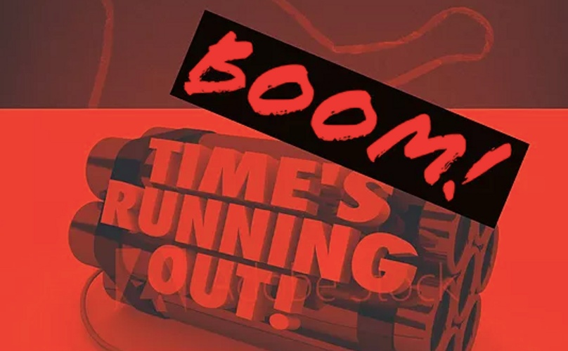 Boom! Escape Game in Helen GA