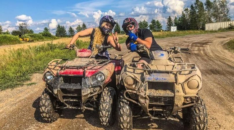 1-Hour ATV Tour in Long Pond