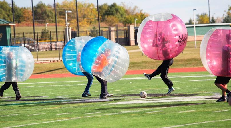 Two-Hour Whirlwind Bubble Soccer in Los Angeles