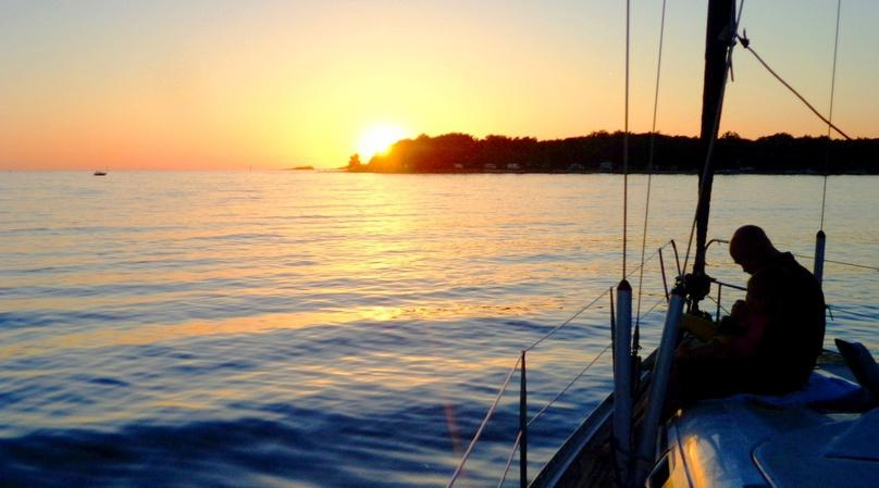 Two-Hour Sunset Sail in San Francisco