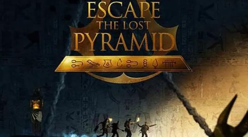 Escape the Lost Pyramid Virtual Reality Adventure in Tulare