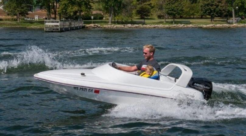 Mouse Boat Rental on Rose Bay