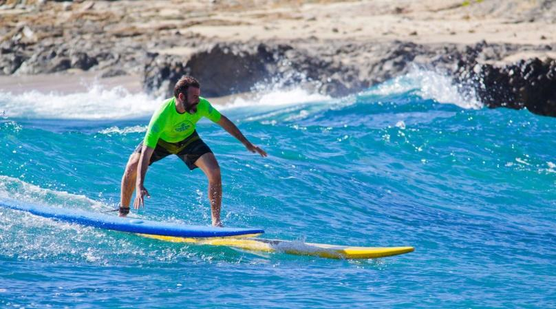 Sea of Cortez & Pacific Ocean Private Surf Lesson