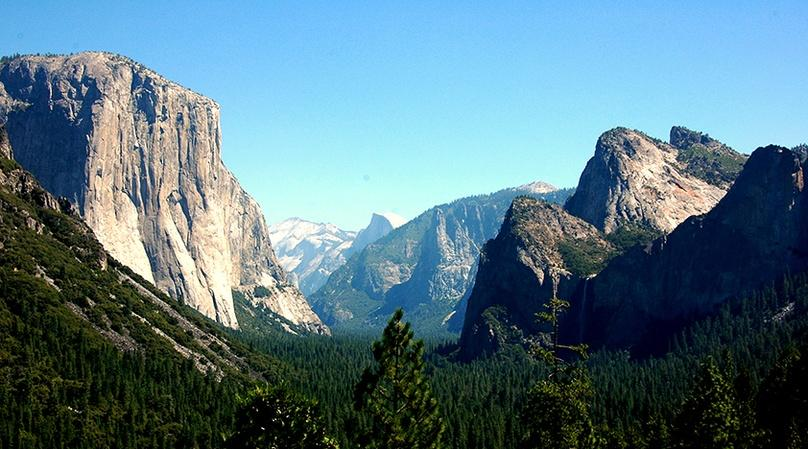 Guided Tour of Yosemite National Park