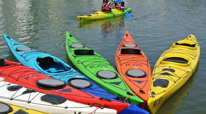 Introduction to Kayaking on the Chicago River