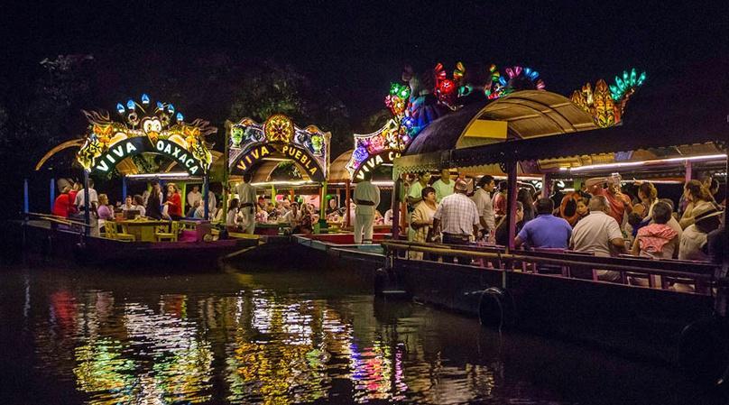 Mexico Xoximilco Park Admission