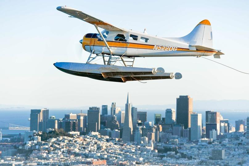 Sunset Tour of San Francisco by Seaplane