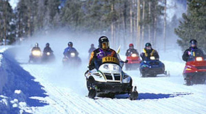 Huslia Snowmobiling Tour
