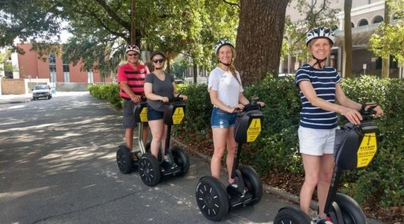 1-Hour Historical Squares Segway Tour