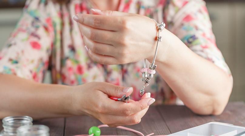 Emoji Jewelry Making Class