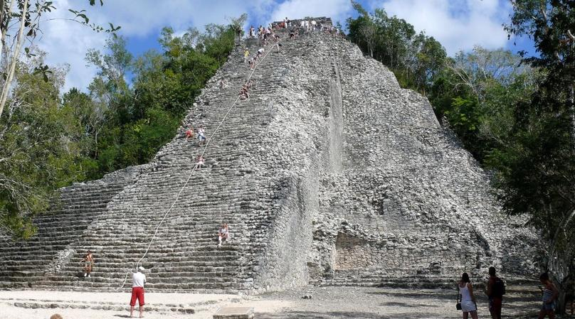 Guided Tour to Coba, Tulum and a Mayan Village in Cancun