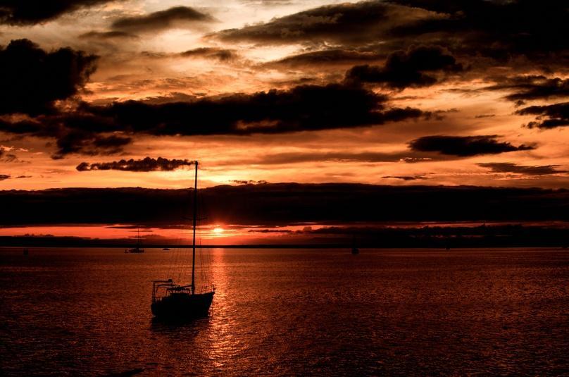San Diego Sunset Sailing Tour