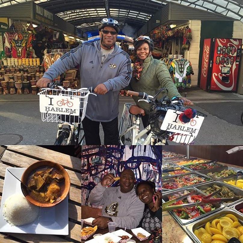 Harlem Bike and Food Tour