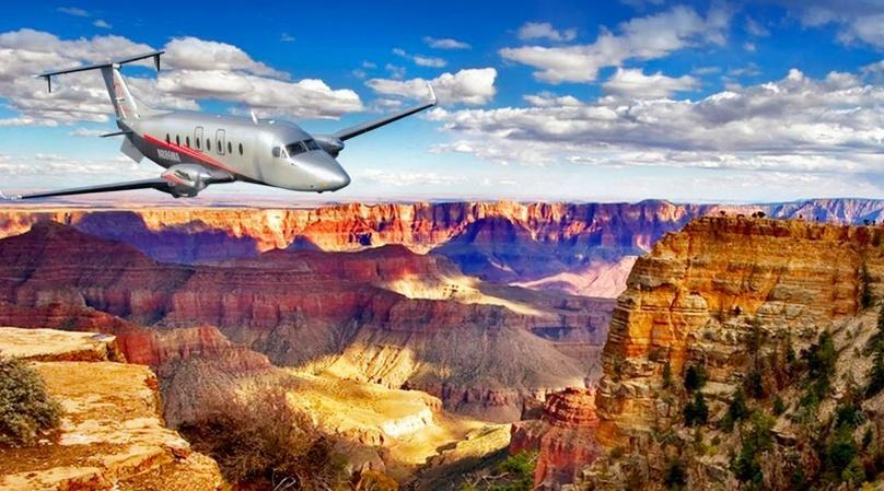 Ultimate Grand Canyon Combo Tour