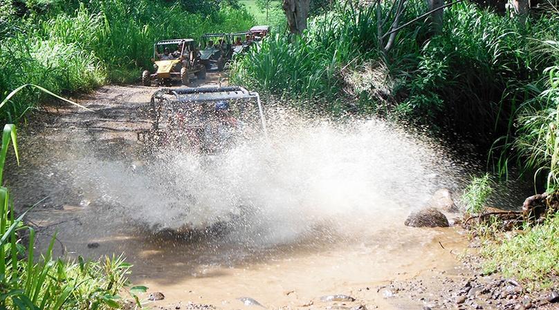 Koloa Plantation ATV Tour