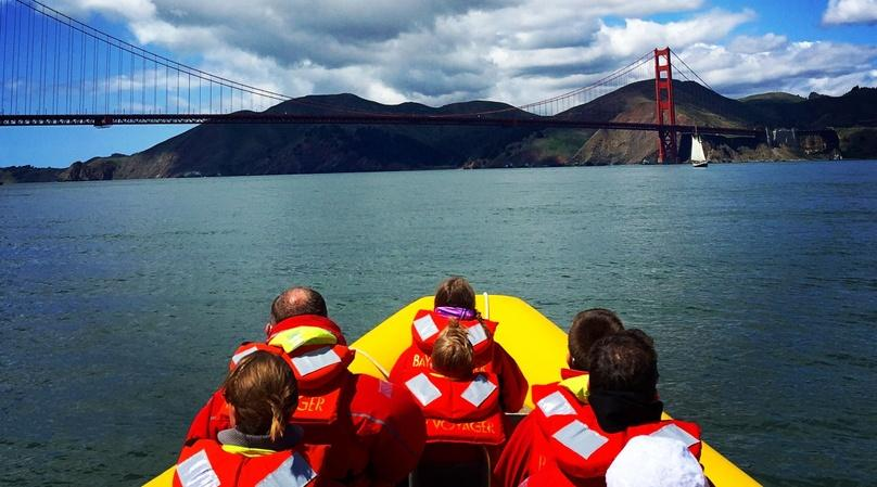 Boat Tour of San Francisco Bay