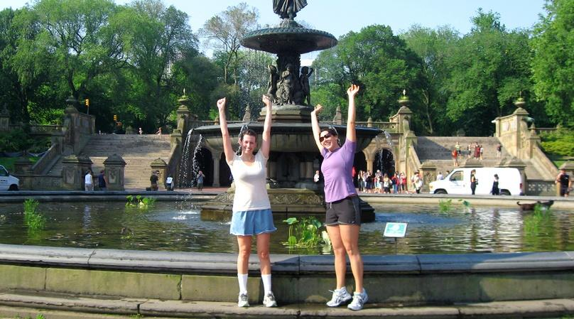 Central Park Running Tour in Manhattan